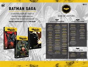 Un vistazo a 2019 – Batman Saga: Batman de Grant Morrison