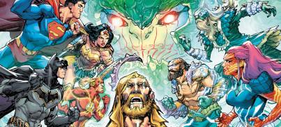 Liga de la Justicia: Tierra sumergida