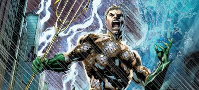 Concurso Aquaman ECC Cómics núm. 3 - Ganador