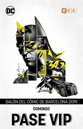 ECC en el 37 Comic Barcelona: ¡Presentamos los pases VIP de ECC!