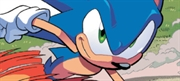 ¡Un vistazo a Sonic The Hedgehog núm. 01!