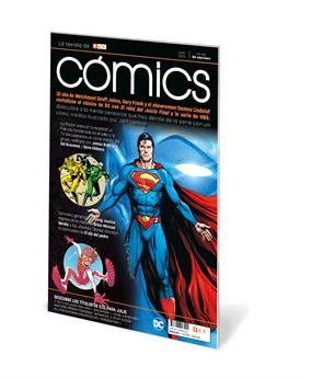 ECC Cómics núm. 7 - Contenidos y fecha de lanzamiento