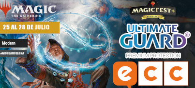 ECC y Ultimate Guard vuelven al Magic Fest Barcelona 2019