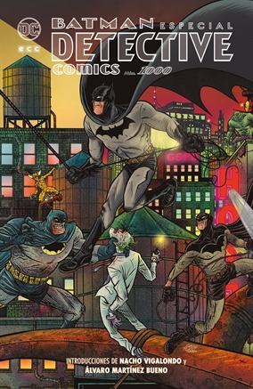 Portadas alternativas de Batman: Especial Detective Comics 1.000