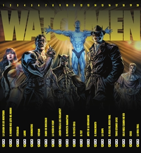 Coleccionable Watchmen