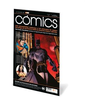 ECC Cómics núm. 9 - Contenidos y fecha de lanzamiento
