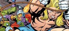 Kamandi, el último chico de la Tierra, de Jack Kirby - También en tu librería favorita