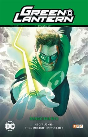 Guía de lectura - Green Lantern Saga