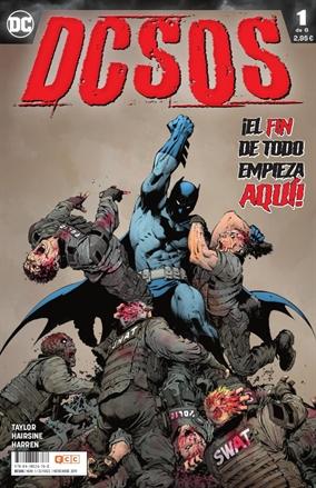 Dcsos - ¡Apocalipsis zombie en el Universo DC!
