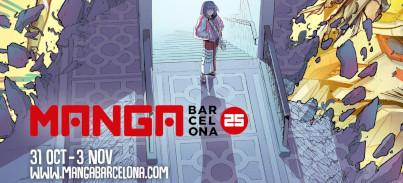 ECC en el 25 Manga Barcelona – Sesiones de firmas de Homura Kawamoto y Kei Saiki