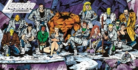 Crowdfunding - Legión de Superhéroes: 5 años después