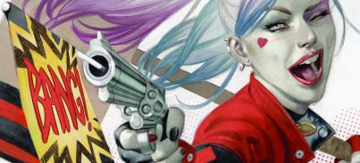 Poderosas - Harley Quinn: Guía de lectura