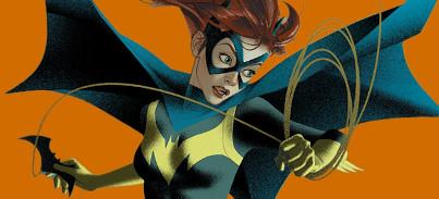 Poderosas - Batgirl: Perseverancia en la ciudad de Gotham