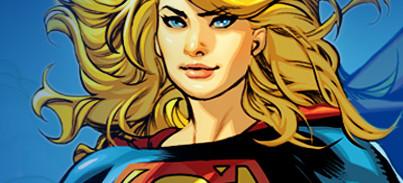Poderosas - Supergirl: La gran superviviente