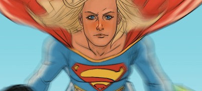 Poderosas - Supergirl: Concurso
