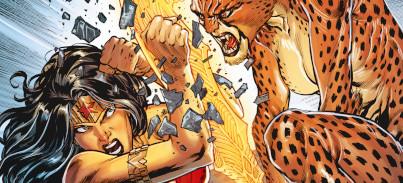 Poderosas - Wonder Woman: Concurso