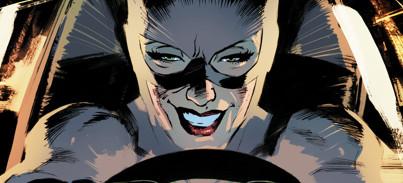Poderosas - Catwoman: Concurso