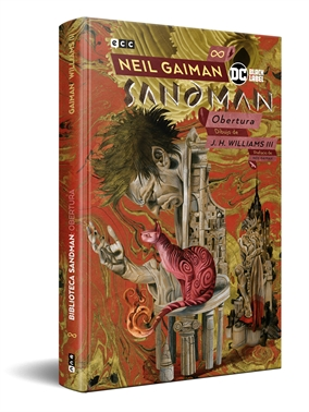 DC Black Label - Biblioteca Sandman
