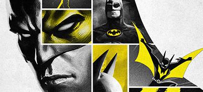 Batman - Capítulo 1: El comienzo de la leyenda