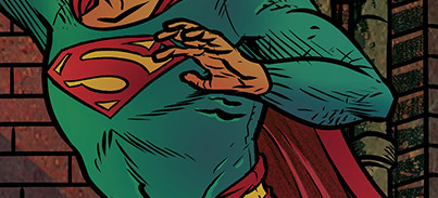Los héroes siempre vuelven: Cómic de David Rubín