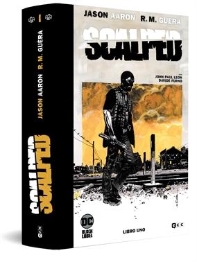 Scalped: Edición Deluxe limitada en blanco y negro