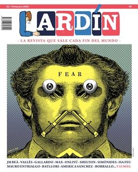 Revista Lardín - Número 2 a la venta a partir del 21/07/2020