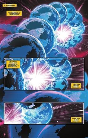 Historias del Multiverso Oscuro: Mitos de un futuro que no fue