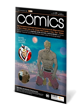 ECC Cómics núm. 20 - Contenidos y fecha de lanzamiento