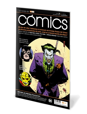ECC Cómics núm. 21 - Contenidos y fecha de lanzamiento