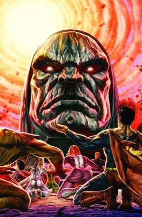 Actualización - Legión de Superhéroes: 5 años después