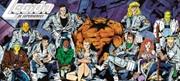 Legión de Superhéroes: 5 años después - Actualización y envíos