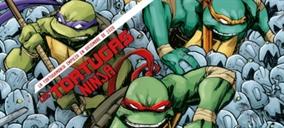 ¡Cowabunga! ¡Las Tortugas Ninja llegan a ECC!