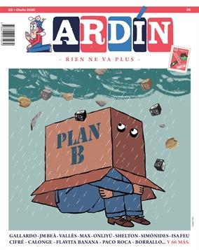 Revista Lardín - Número 3 a la venta a partir del 10/12/2020