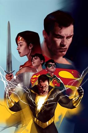 Batman: Black and White y DCsos: Esperanza en el fin del mundo en ECC Cómics