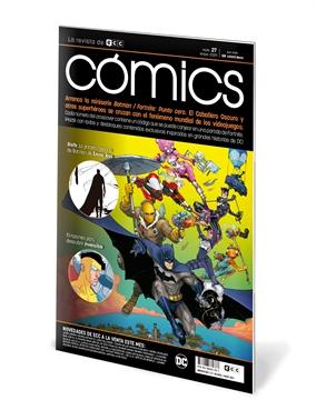 ECC Cómics núm. 27 - Contenidos y fecha de lanzamiento