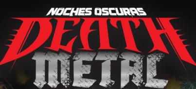 Noches oscuras: Death Metal - Pinball itinerante