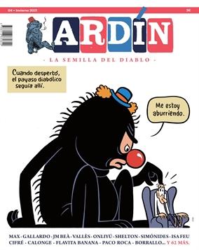 Revista Lardín - Número 4 a la venta a partir del 04/05/2021