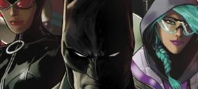 Comunicado Batman / Fortnite: Punto cero núm. 1