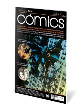 ECC Cómics núm. 29 - Contenidos y fecha de lanzamiento