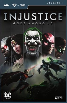 Coleccionable Injustice: Avance editorial 2021
