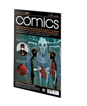 ECC Cómics núm. 30 - Contenidos y fecha de lanzamiento