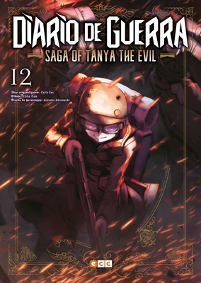 Vuelve el anime de Diario de Guerra - Saga of Tanya the Evil