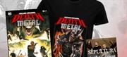 Concurso DC Death Metal: Sepultura - ECC/Madness Live!