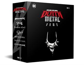 Un vistazo a Noches oscuras: Death Metal (Edición especial coleccionistas)