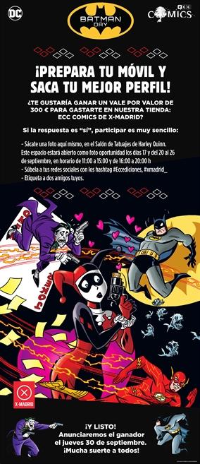 Batman Day 2021 – Ganadores concursos fotográficos X-Madrid