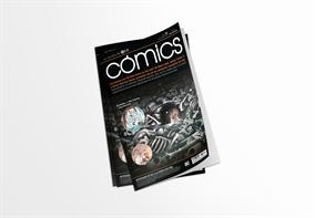 ECC Cómics núm. 33 - Contenidos y fecha de lanzamiento