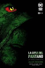 La Cosa del Pantano de Alan Moore – La saga completa
