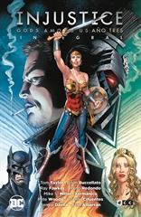 Injustice: Año tres (Segunda edición)