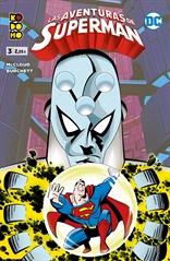 Las aventuras de Superman núm. 03
