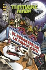 Las nuevas aventuras de las Tortugas Ninja núm. 07